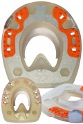 Standard mit Seitenkappen und ringförmigem Metallkern