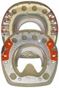Standard STS mit Seitenkappen und ringförmigem Metallkern