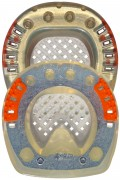 Standard STS mit ringförmigem Metallkern und Gittersohle