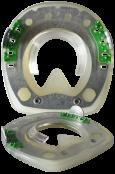 Extra STS mit Seitenkappen und ringförmigem Metallkern