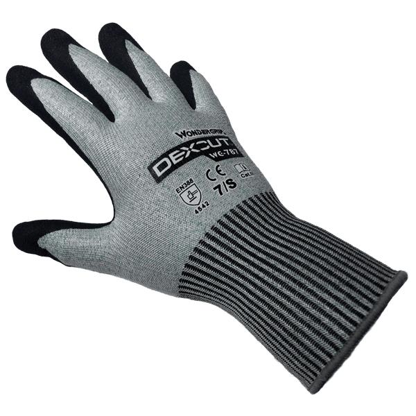 Cut Resistant Gloves Wonder Grip DexCut WG-787