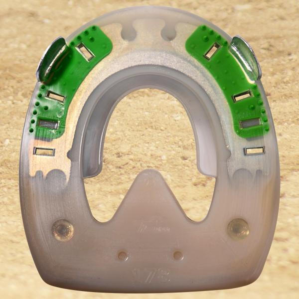 Extra HDS mit Seitenkappen und M8-Gewinde - oval - 178mm