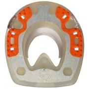 Standard mit Seitenkappen und ringförmigem Metallkern - rund - 118mm