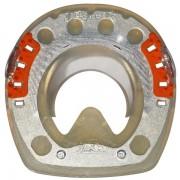 Standard STS mit Seitenkappen und ringförmigem Metallkern - rund - 102mm