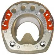 Standard STS mit Seitenkappen, M8-Gewinde und ringförmigem Metallkern - rund - 102mm
