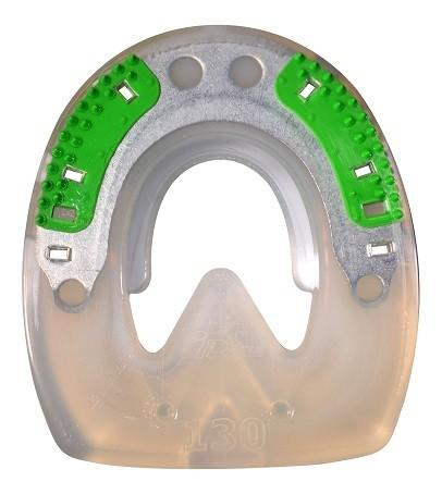 Extra (mit Kunststofflippe) - oval - 130mm