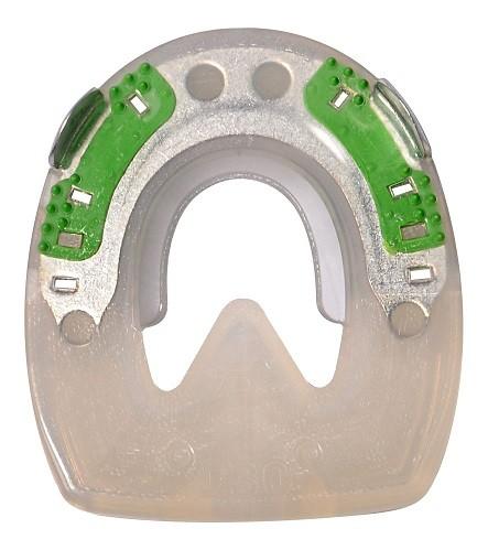 Extra mit Seitenkappen und Profil (mit Kunststofflippe) - oval - 126mm
