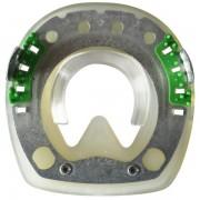 Extra STS mit Seitenkappen und ringförmigem Metallkern - rund - 102mm