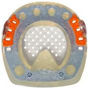 Standard STS mit Seitenkappen, ringförmigem Metallkern und Gittersohle - rund - 110mm - Auslaufmodell (ohne Rückgaberecht)