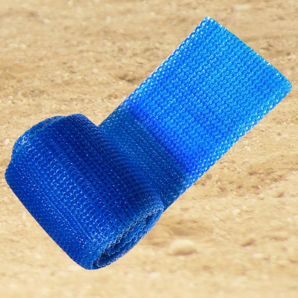 Bandage Résine - bleu - 5cm x 3,6m (Article de Duplo Innovations - prix de lancement réduit)