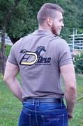 Polo-Shirt (Herren) - lehm - S