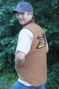 Quilt-Lined Vest - S - discontinued model (no return possible)