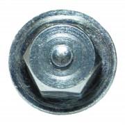 Stollen (4mm/M8) mit Unterlegscheibe