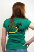 T-Shirt - grün - XL