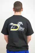 T-Shirt - schwarz - S