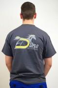 T-Shirt - anthrazit - S