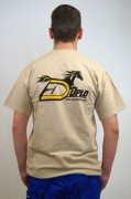 T-Shirt - sand - S